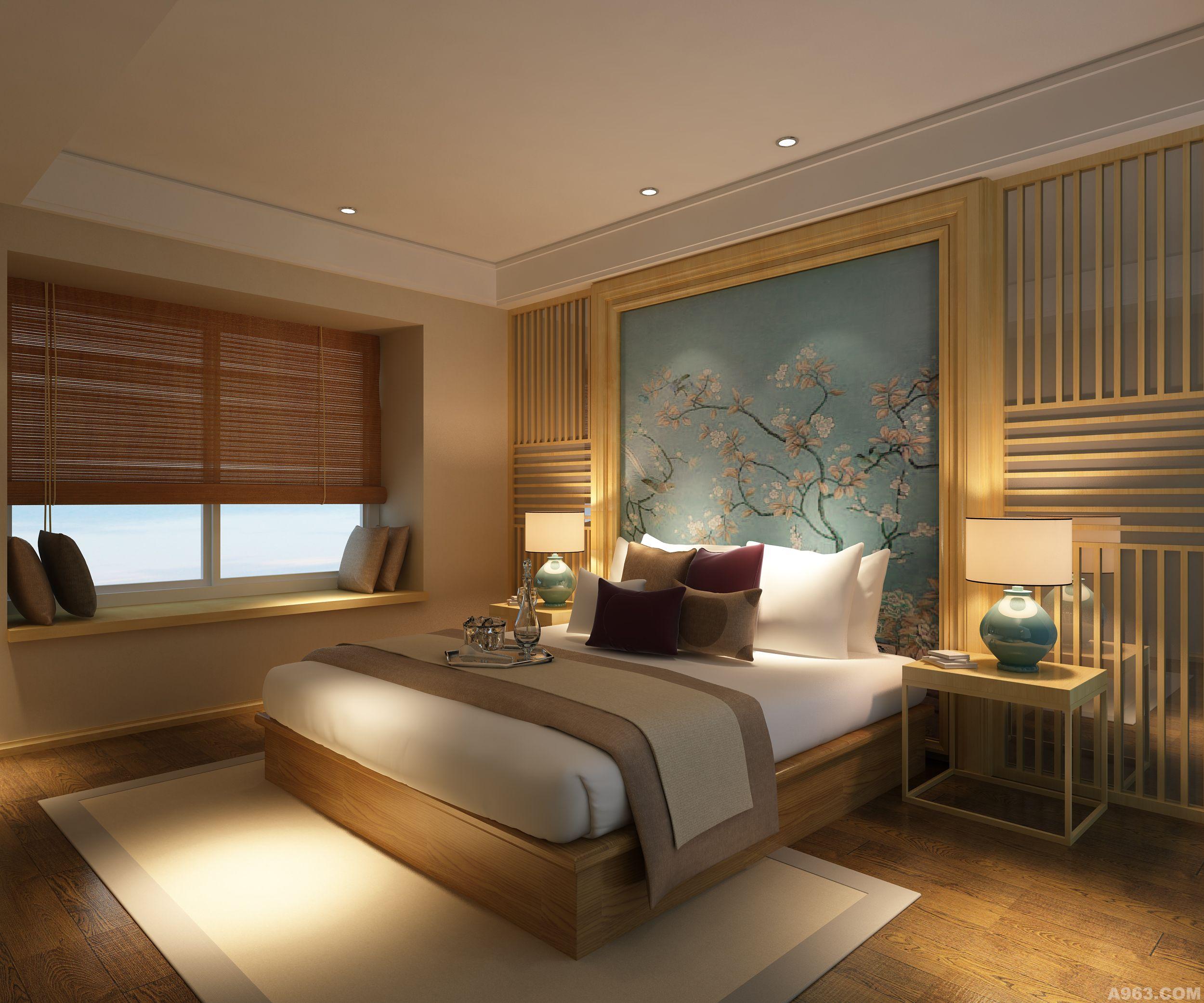 锦绣江山中式风格样板房