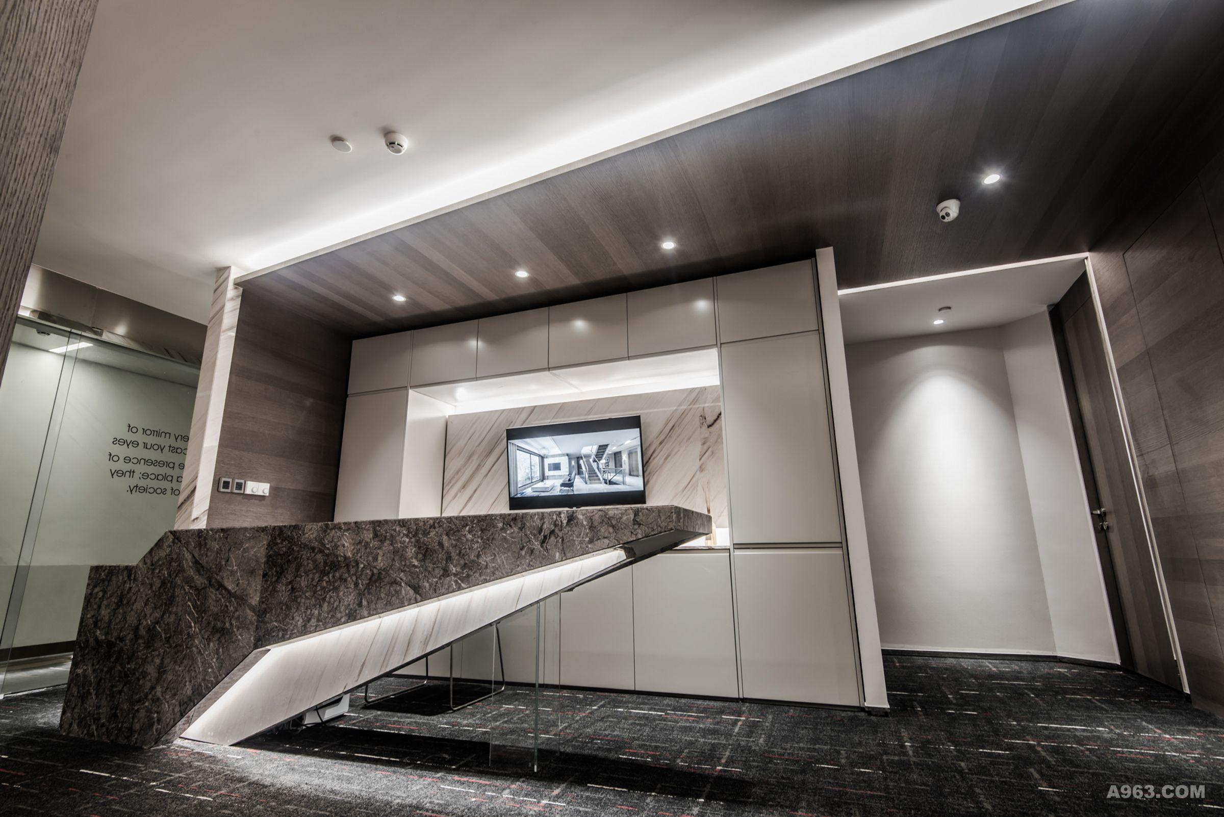 姜昶臣建筑装饰设计有限公司办公室说明